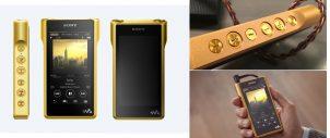Premium NW-WM1Z la nueva apuesta de Sony por el Walkman