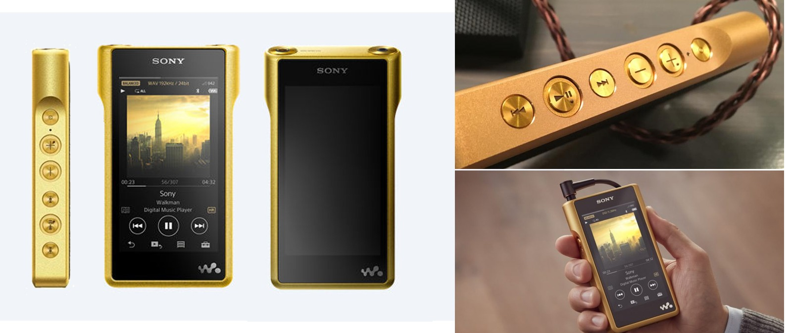 Premium NW WM1Z Walkman