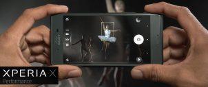Sony presenta Xperia X Perfomance, su nuevo móvil de gama alta