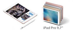 Todo sobre el iPad Pro 9.7 pulgadas de Apple