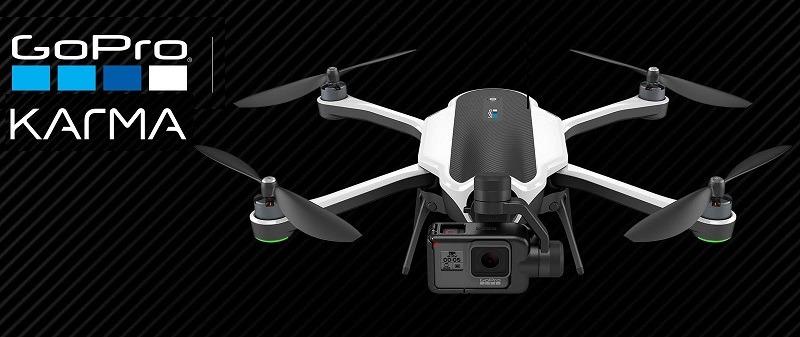 GoPro Karma, el primer drone de GoPro
