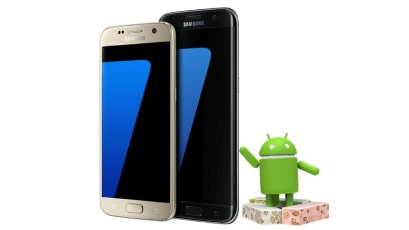 samsung android 7 beta galaxy s7 edge