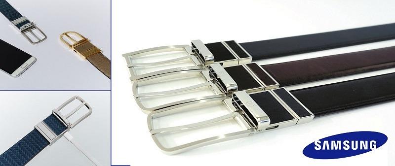 Samsung Welt, el cinturón que nos ayudará a tener buena salud