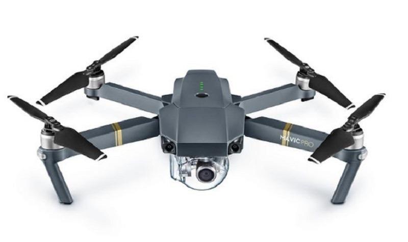 Mavic Pro, un excelente drone plegable y reducido de DJI