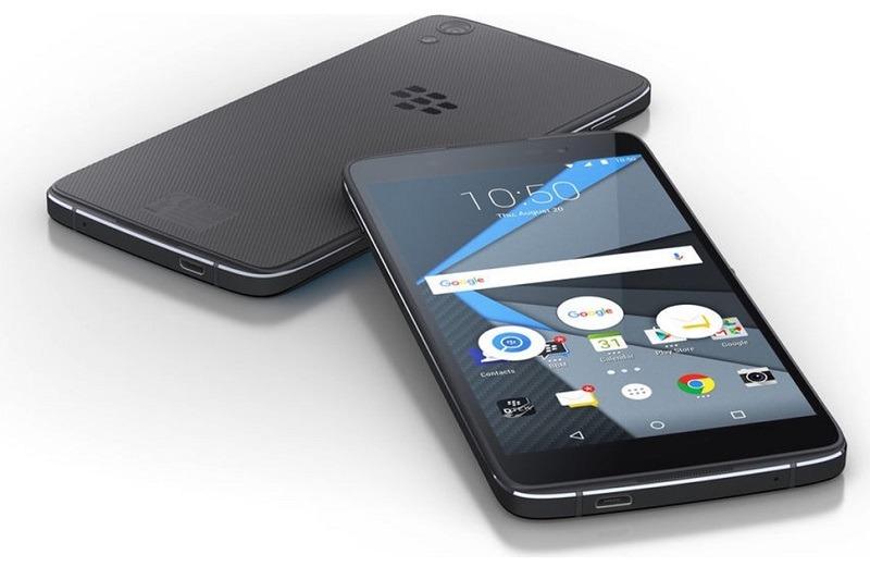 BlackBerry DTEK60, el tercer teléfono Android de Blackberry