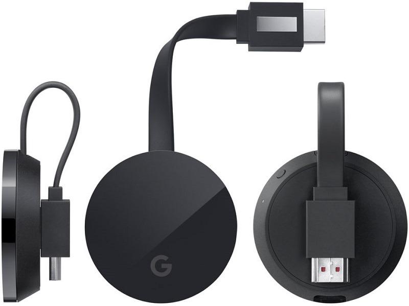 Chromecast Ultra, el dispositivo de streaming de Google