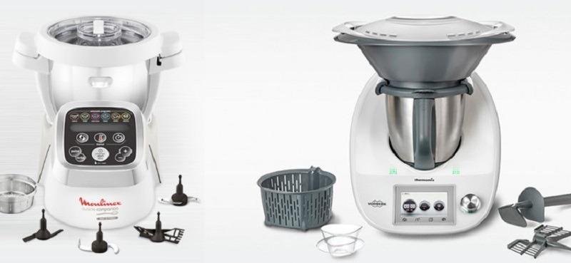 Cuisine companion pro el robot de cocina de moulinex for Precio de robot de cocina