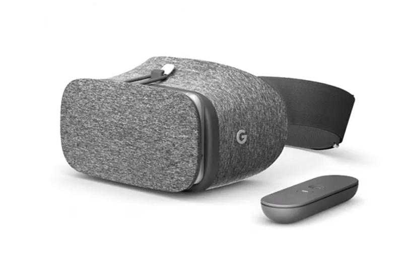 Daydream View, las gafas de realidad virtual de Google