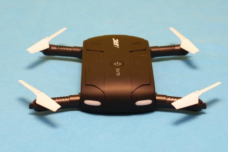 JJRC H37 Elfie, un clon del drone plegable Zerotech Dobby