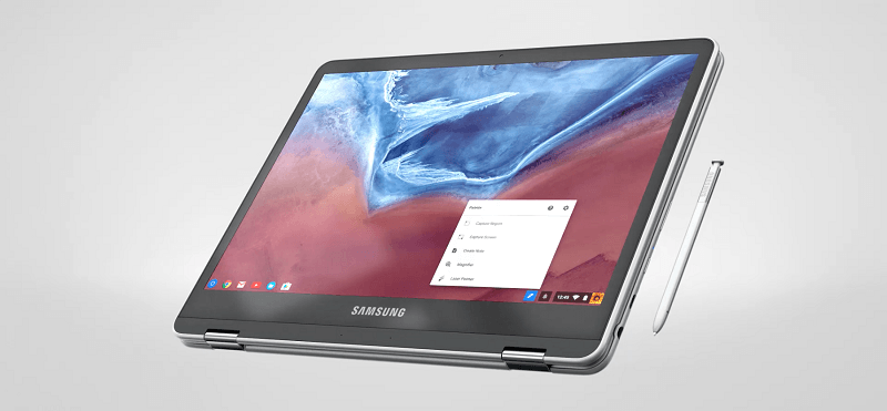 Samsung Chromebook Pro, la nueva laptop convertible y gama alta