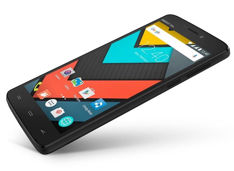 Energy Phone Max 4000, un móvil con una gran batería