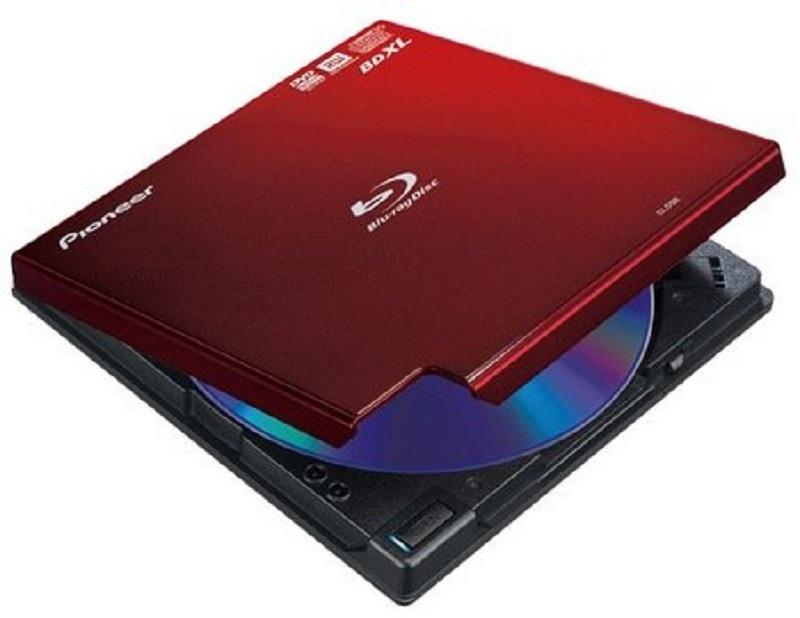 Pioneer BDR XD04