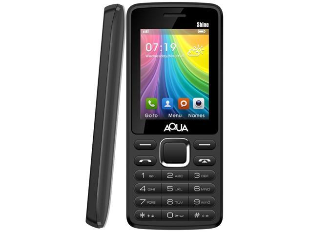 Aqua Shine, un smartphone que viene de India