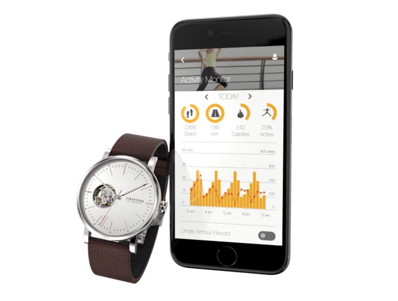 Origin, un smartwatch envuelto en diseño tradicional