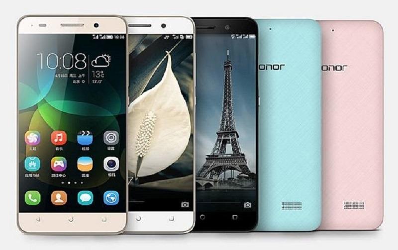 Honor 4C, el smartphone más competitivo de Huawei
