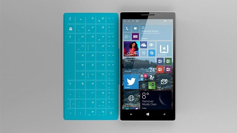 Surface Phone sería el nuevo terminal de Microsoft