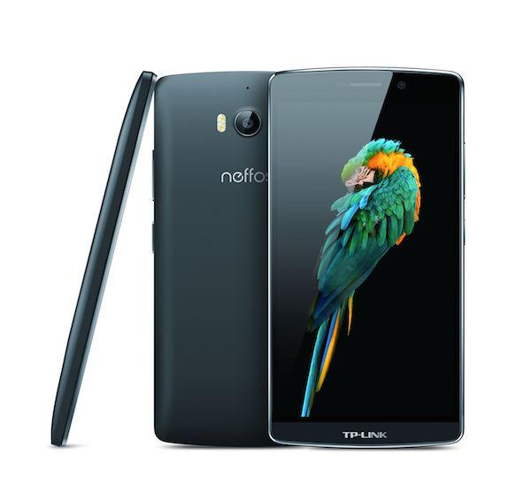 Neffos C5, un ajustado smartphone de TP-Link