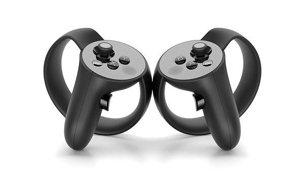 Oculus Touch, controladores para una experiencia inmersiva total
