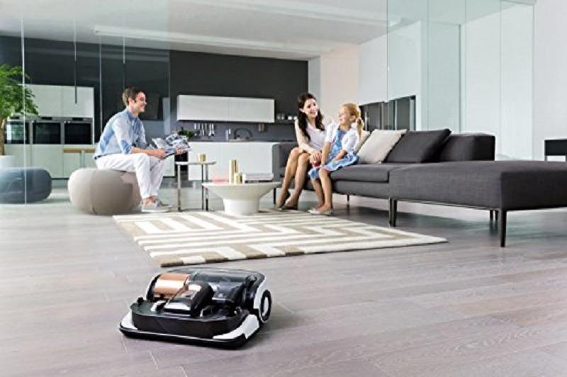 Samsung Powerbot VR7000, limpieza inteligente