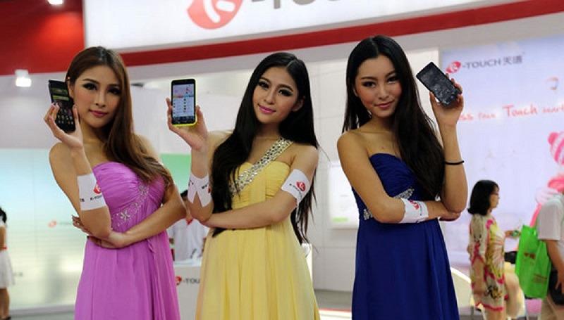Móviles chinos, una realidad contundente