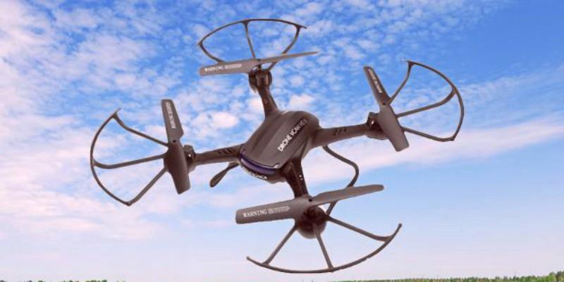Drone Vcam HD II