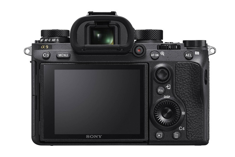 Sony A9 - Back
