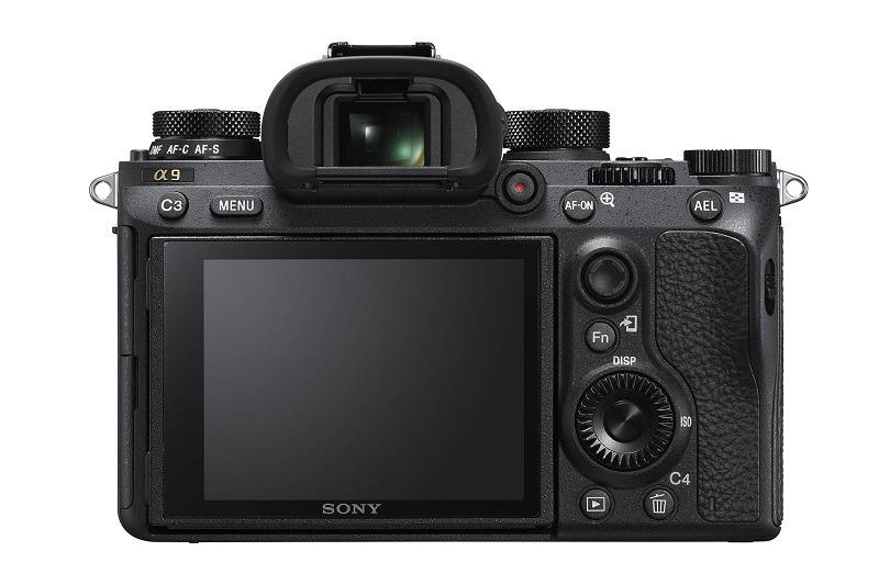 Sony A9 - Back