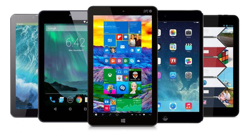 Las 6 mejores tabletas 2017