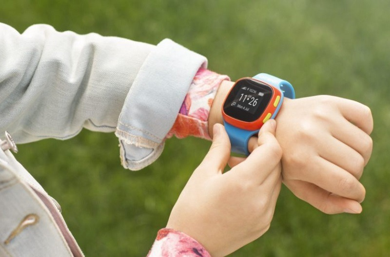 Movetime Track & Talk Watch