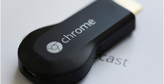 Chromecast - fútbol