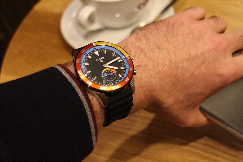 Fossil Q Crewmaster