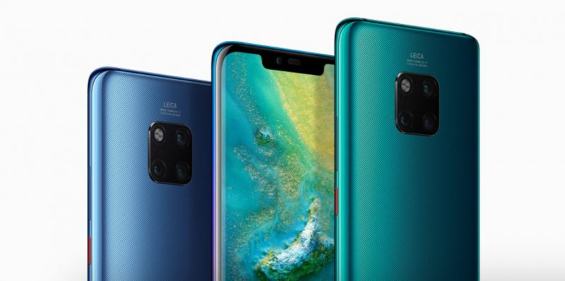 Comparativa Huawei Mate 20. Pro y X