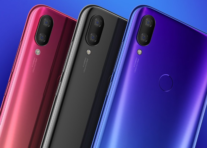 Xiaomi triple cámara