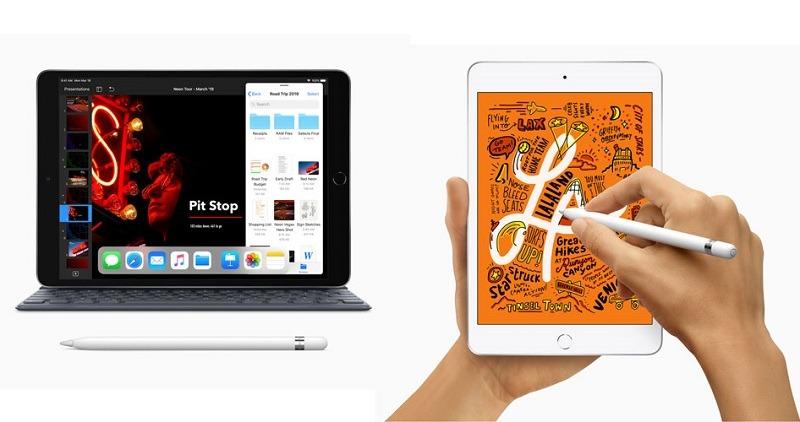 iPad Air 2019 y iPad Mini 2019