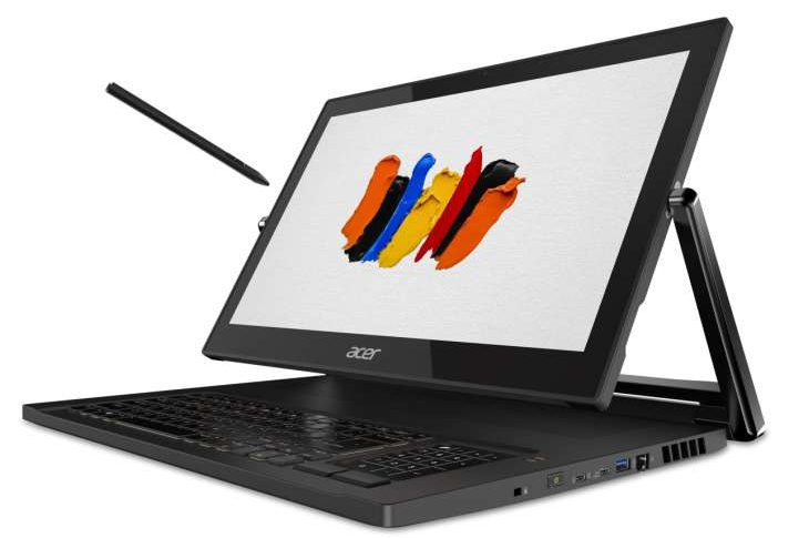 Acer ConceptD portátiles