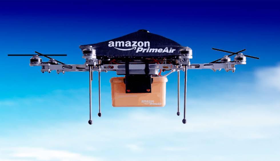 Envíos con drones