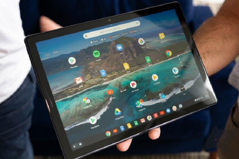 Google dejará de fabricar tabletas