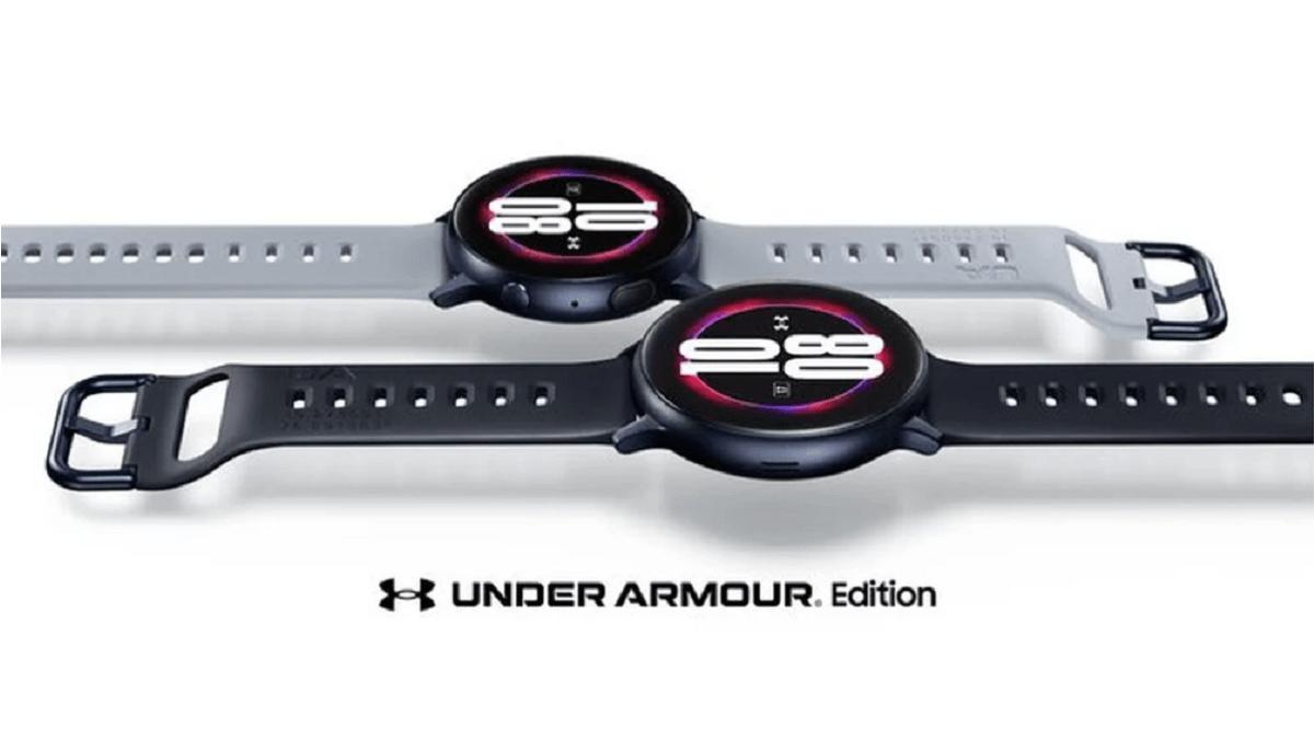 Galaxy Watch Active 2 Under Armour
